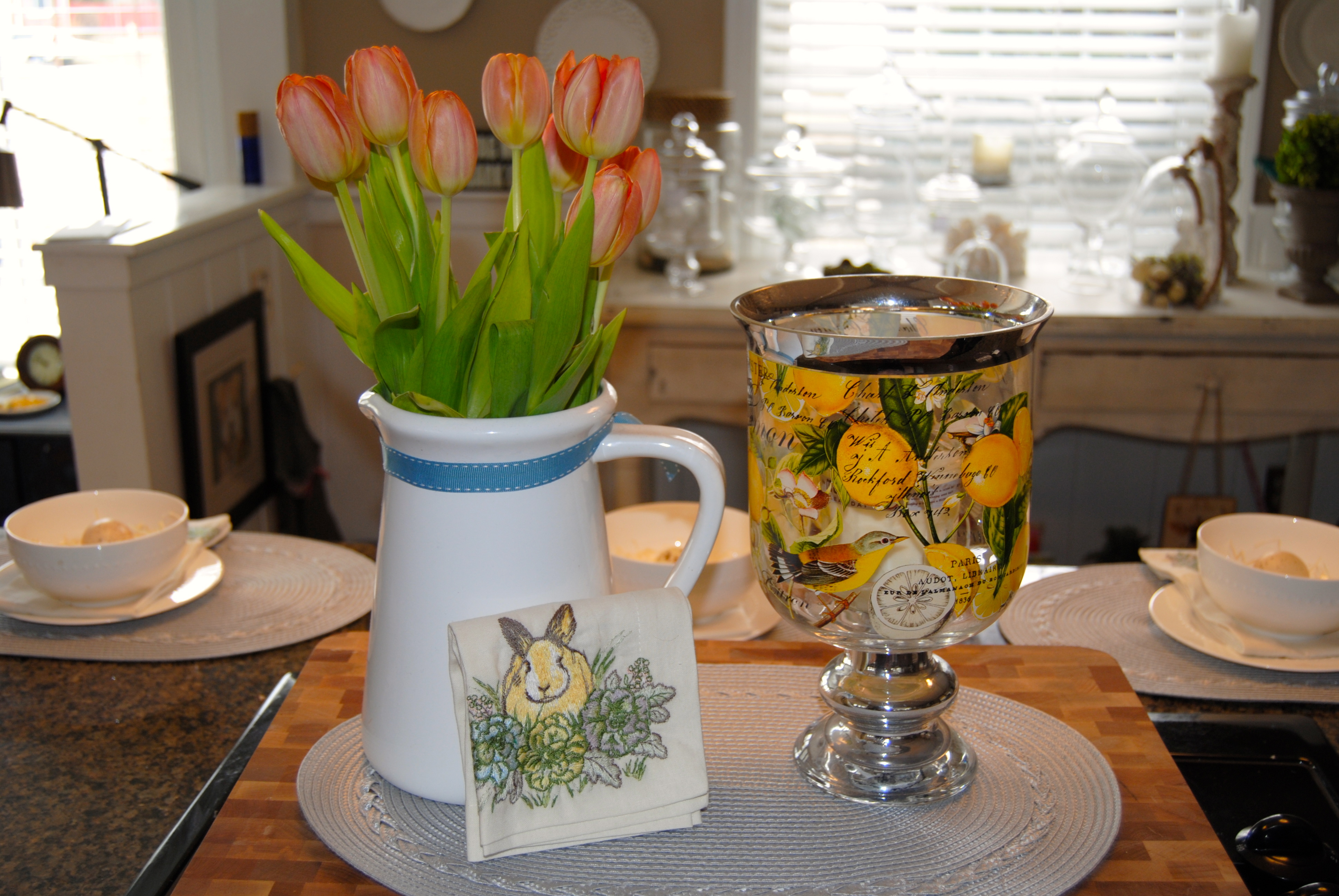 Easter Decor Our Cape On Cabot Road
